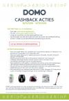 Domo Cashbacks