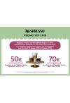 Ontvang tot €70 koffiekorting bij aankoop van een Nespresso machine.