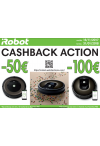 iRobot: cashback bij aankoop van een Roomba 896 of 980